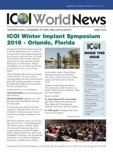 ICOI World News June 2018